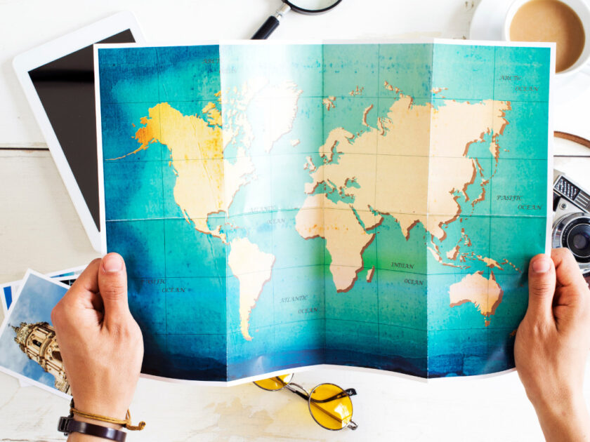 旅行の計画