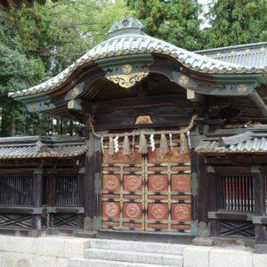 仙台東照宮